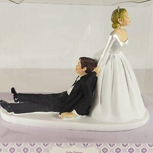 Wilton Wedding Cake Topper Now I Have You NIB 2011