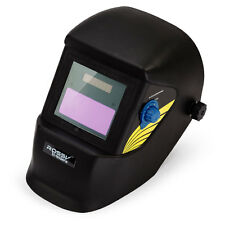 ROSSI Solar Welding Helmet Auto Darkening Welder Mask Lens ARC TIG MIG MAG