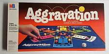 Aggravation Board Game by Milton Bradley Ages 6+ Vintage 1989