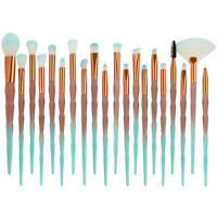 20PCS Unicorn Make up Brushes Set Foundation Makeup Blusher Face Powder Brush