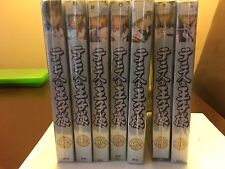 The Prince Of Tennis ~ Tv Series Parts 2-8  Anime Lot