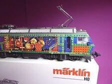 """Märklin h0 34302 Delta/con errore: re446 447-5 SOB """"metallbaukastenlok"""""""