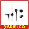 MICROFONO ELECTRET TIPO CORBATA+ AURICULAR PARA TELEFONIA CELULAR Y OTROS BD2318
