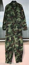Yugoslavia JNA Army Air Force M89 camouflage pilot coverall jumpsuit 1991 RARE