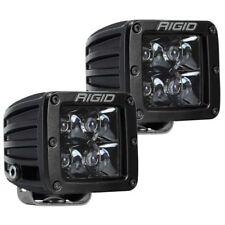 Rigid Industries 202213BLK D-Series Pro Spot Light Surface Mount White LED Pair