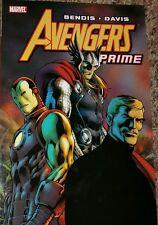 Avengers Prime TPB Bendis Davis Unread
