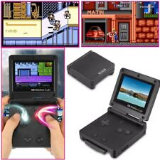 Mini Retro Handheld Game Player 142-Games Portable Foldable Video Game Console