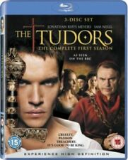The Tudors - Series 1 - Complete (Blu-Ray, 3-Disc Set)