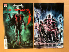 Death of Inhumans #2 Main Cover + Checchetto Young Guns Variant Donny Cates NM