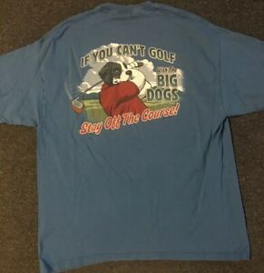 vintage 80s t-shirt big DOGS run stay on porch EDNA funny Medium Small