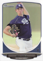 2013 Bowman Draft Baseball Top Prospects #TP-14 Max Fried San Diego Padres