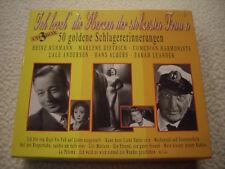 Ich brech' die Herzen der stolzesten Frau'n 3CD-Box - Heinz Rühmann - NM