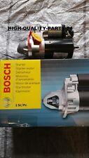 REMAN BOSCH Starter Motore 0986024070 BMW A6 2.0 TFSI C6 (4 F) 0001107446