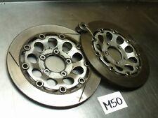1988-1991 Suzuki RGV250 RGV 250 VJ21 Front brake discs spacers bearings *M50*