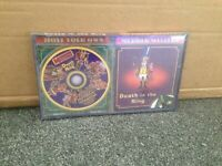 Death in the ring and Murder Mystery Audio CD Set Double New and Sealed