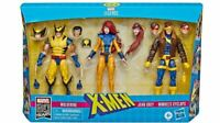 Marvel Legends X-Men Jean Grey Cyclops Wolverine Action Figures 3-Pack PRESALE