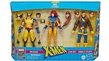 Marvel Legends X-Men Jean Grey Cyclops Wolverine Action Figures 3-Pack IN STOCK