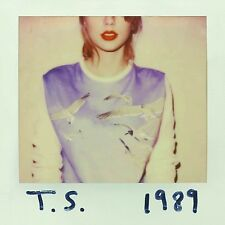 TAYLOR SWIFT - 1989  CD NEU
