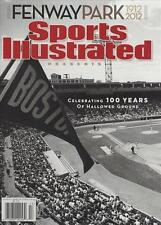 Sports Illustrated Magazine Cover 1 100 YEARS  BOSTON RED SOX FENWAY PARK