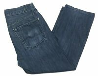 7 For All Makind Mens Jeans Austyn Style Fit Size 32 W X 27 L 1005 Cotton