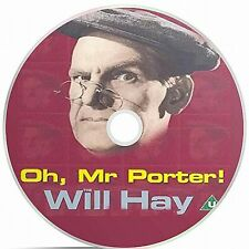 Oh Mr Porter Black And White Public Domain film Converted To DVD