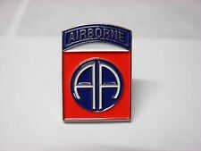 82nd Airborne Pin badge. United States Army. Airborne infantry division.