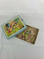 Vintage - Victory - Jigsaw Puzzle - Plywood - Made In UK - Series P.1 - Free P&P