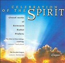 Clare College Choir Cambridge-Celebration of the Spirit CD
