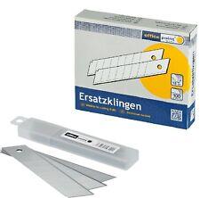 Abbrechklingen 18mm 10-3000 Cutterklingen Ersatzklingen Cuttermesser ab 0,03 € !