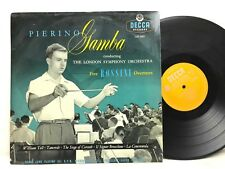 Rossini London Symphony Orchestra Pierino Gamba LXT 5137 LP Vinyl Record Album
