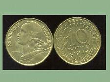 FRANCE  FRANCIA  10 centimes 1995 marianne  ( bis )