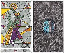 New NBA All-Star Lebron James Basketball Sneaker Card