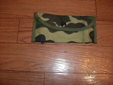MILITARY STYLE NYLON UTILITY SUN GLASSES CASE, AMMO POUCH, FIRST AID POUCH