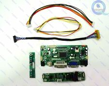 HDMI+AV+VGA LCD Controller Board Inverter Converter Kit for ITUX97E 1600X1200