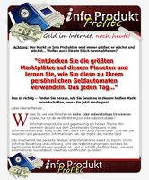 Infoprodukt PROFITE - Gut ausgestattetes eBook-Projekt - PLR-/Reseller-Projekt