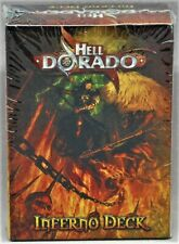 Hell Dorado Infernal Deck NIB