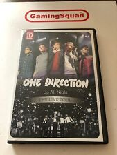One Direction, Up All Night DVD, Supplied by Gaming Squad