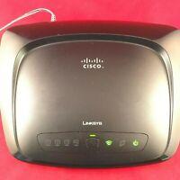 LIKE NEW! CISCO LINKSYS WRT54G2 Wireless-G Broadband Router 802.11g FREE POSTAGE