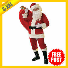 Polyester Christmas Dress Costumes for Men