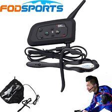 1200m Bluetooth intercomunicadore with Earphone Suit for Referee Judge/Biker+FM
