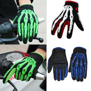 Motorcycle Cylcing Outdoor Sports Gloves Non-slip Full Finger Gloves Men Women