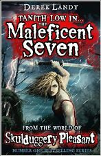 The Maleficent Seven (From the World of Skulduggery Pleasant) (Skulduggery Ple,