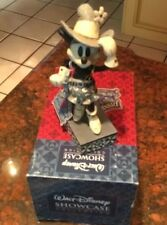 JIM SHORE DISNEY MINNIE MOUSE - 'CUTEST COWGIRL ON THE RANGE'   #4011750