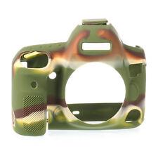 Silicone Armor Skin Protector Case Camera Cover Bag For Canon EOS 5D Mark IV 5D4
