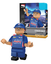 CONOR DALY #4 ABC SUPPLY CO. INC. INDY CAR RACING OYO MINIFIGURE NEW IN STOCK