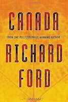 Canadá Tapa Dura Richard Ford