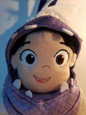 "Disney Monsters Inc Boo Plush Stuffed Animal Disney Store Authentic Toy 15"""