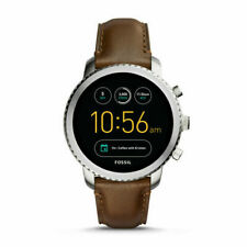 Fossil Q Gen 3 Smart Watch - Explorist Brown Leather - Boxed Grade A Smartwatch