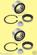 2 SKF Left+Right axle Rear Wheel Bearing Kits Set_Roller for Mercedes_W124 R129