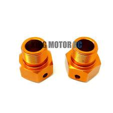 King Motor ROUE ARRIÈRE 24mm hexagones de (2) HPI BAJA 5B 2.0 ROVAN Buggy &
